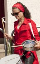 Samba Sister Eileen