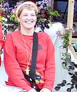 Samba Sister Fiona